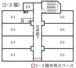 2,3階部